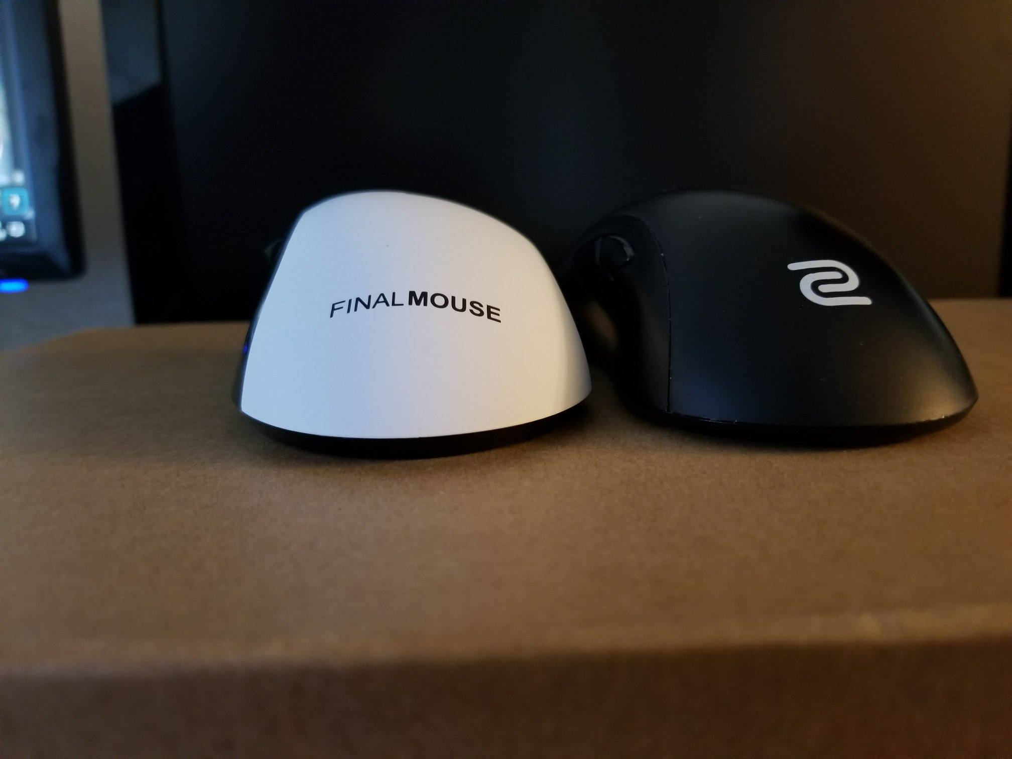 54c1b94ea3b Sponsored] Finalmouse Ergo V2 & Mouse pad overview/Review ...