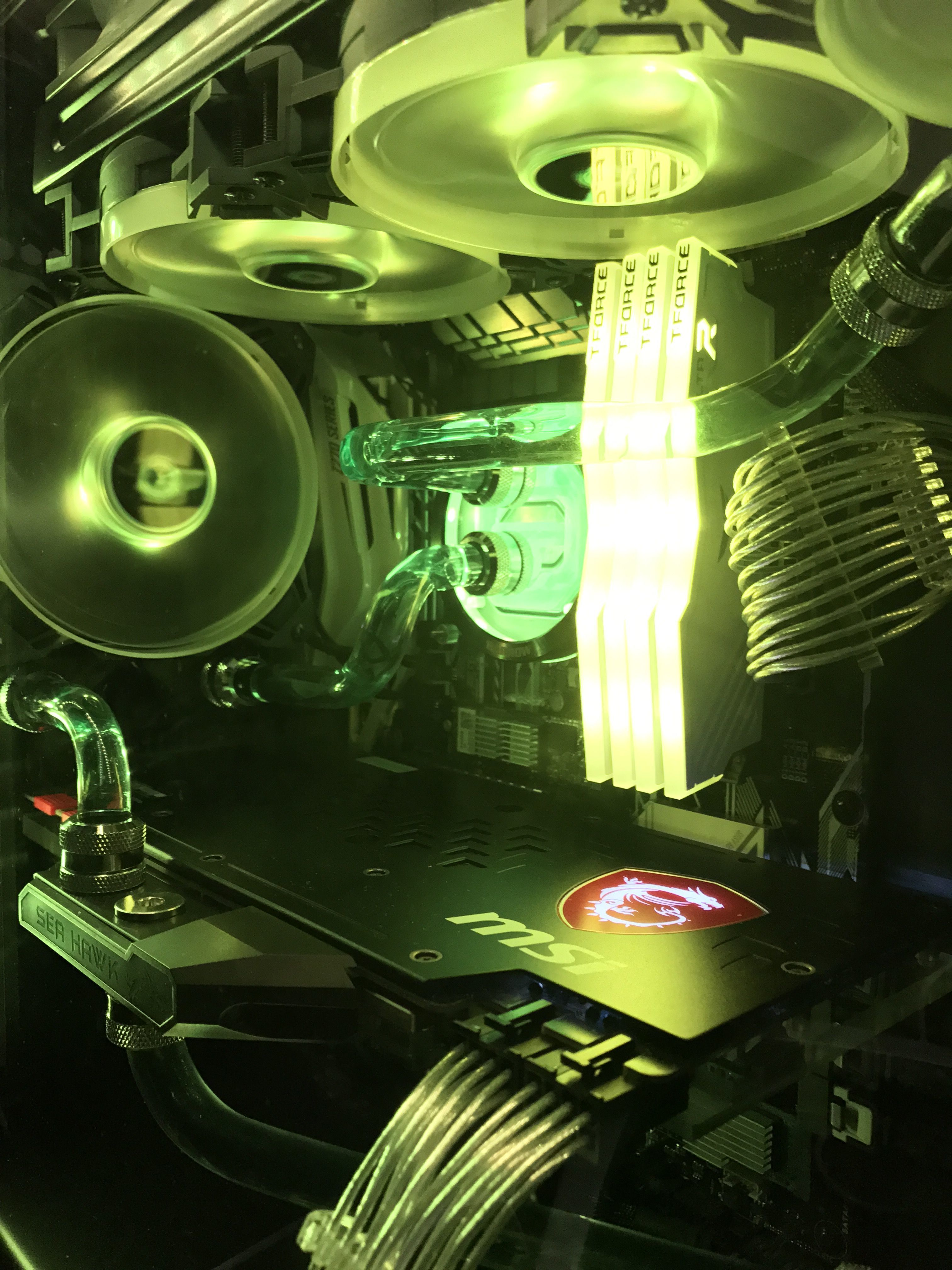 Team T-Force Delta RGB Overclock - Overclock net - An