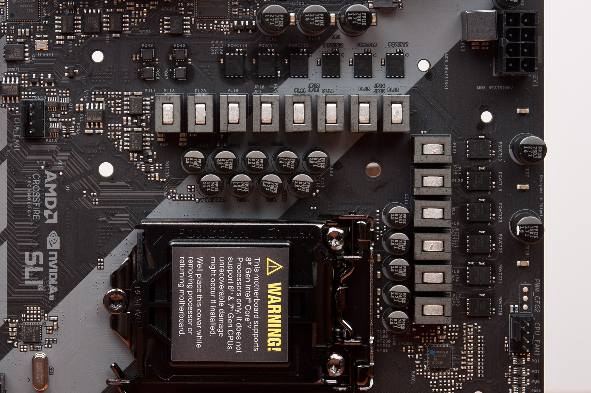 Z370 / Z390 VRM Discussion Thread - Page 122 - Overclock net