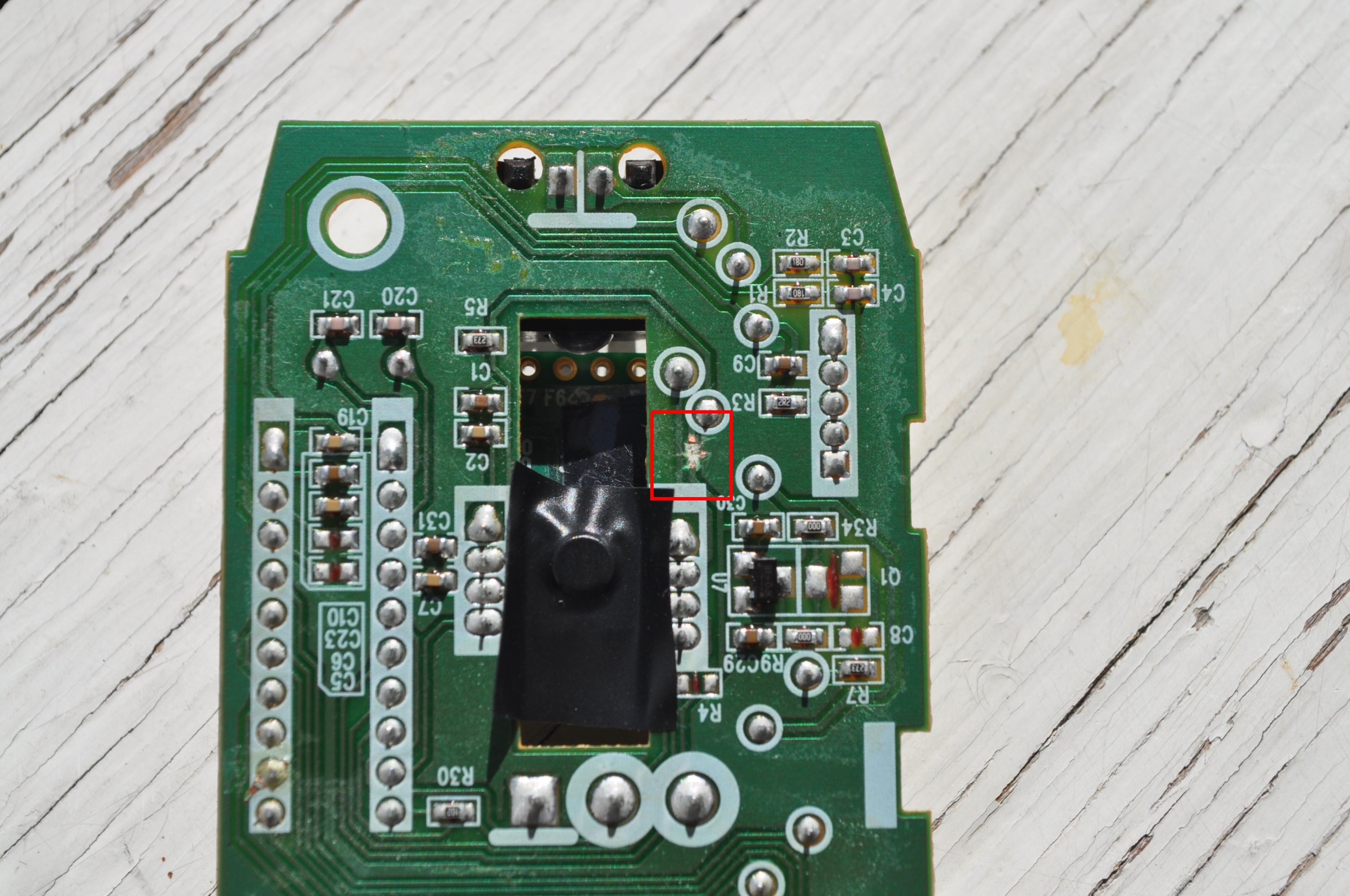 Teensy Mod And Firmware For G100s Page 11 An Photointerrupter Schematic Details Heliosoph Edit2 Missed Step 3b Silly Me