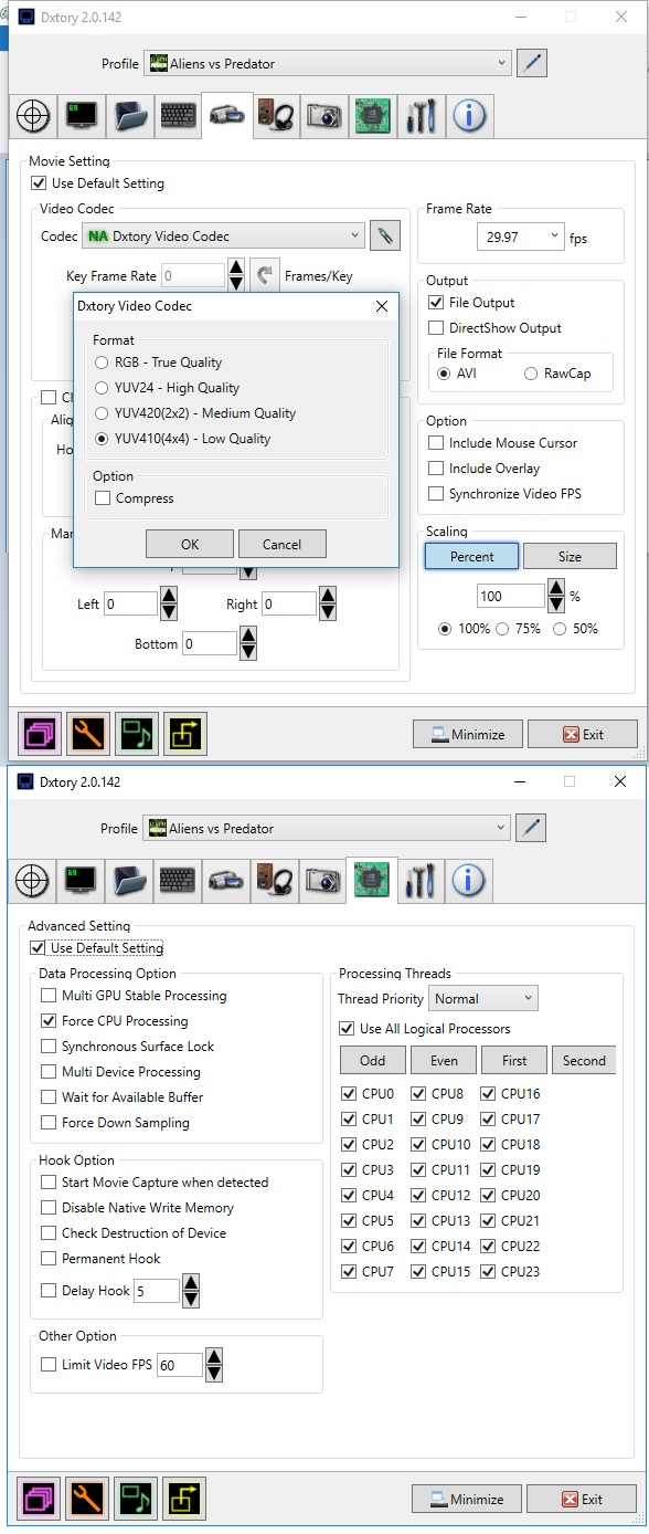 AMD ReLive Encoding Corruption Fix? - Overclock net - An