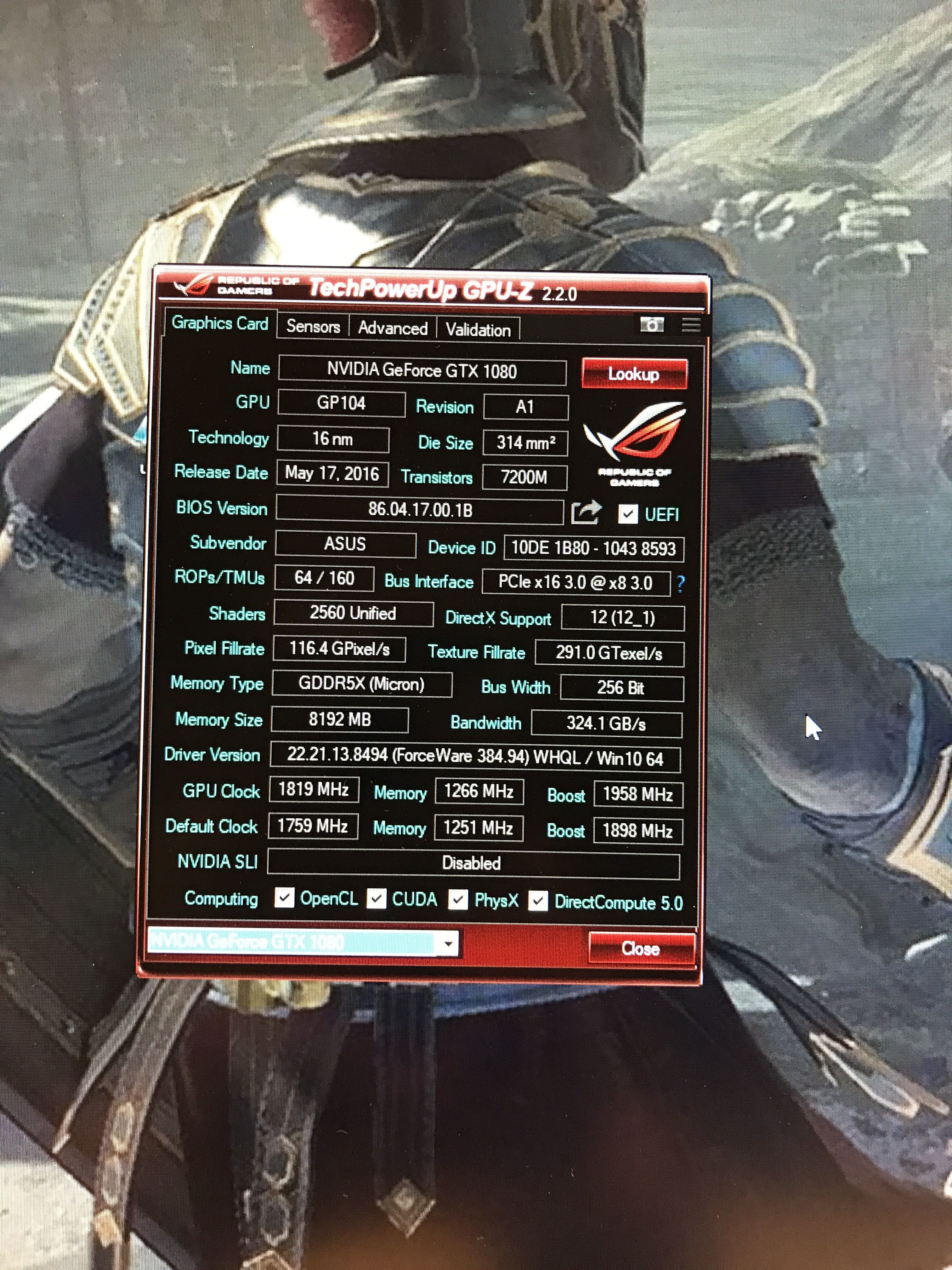 OFFICIAL] ASUS RAMPAGE V EDITION 10 OWNER'S THREAD - Page 81