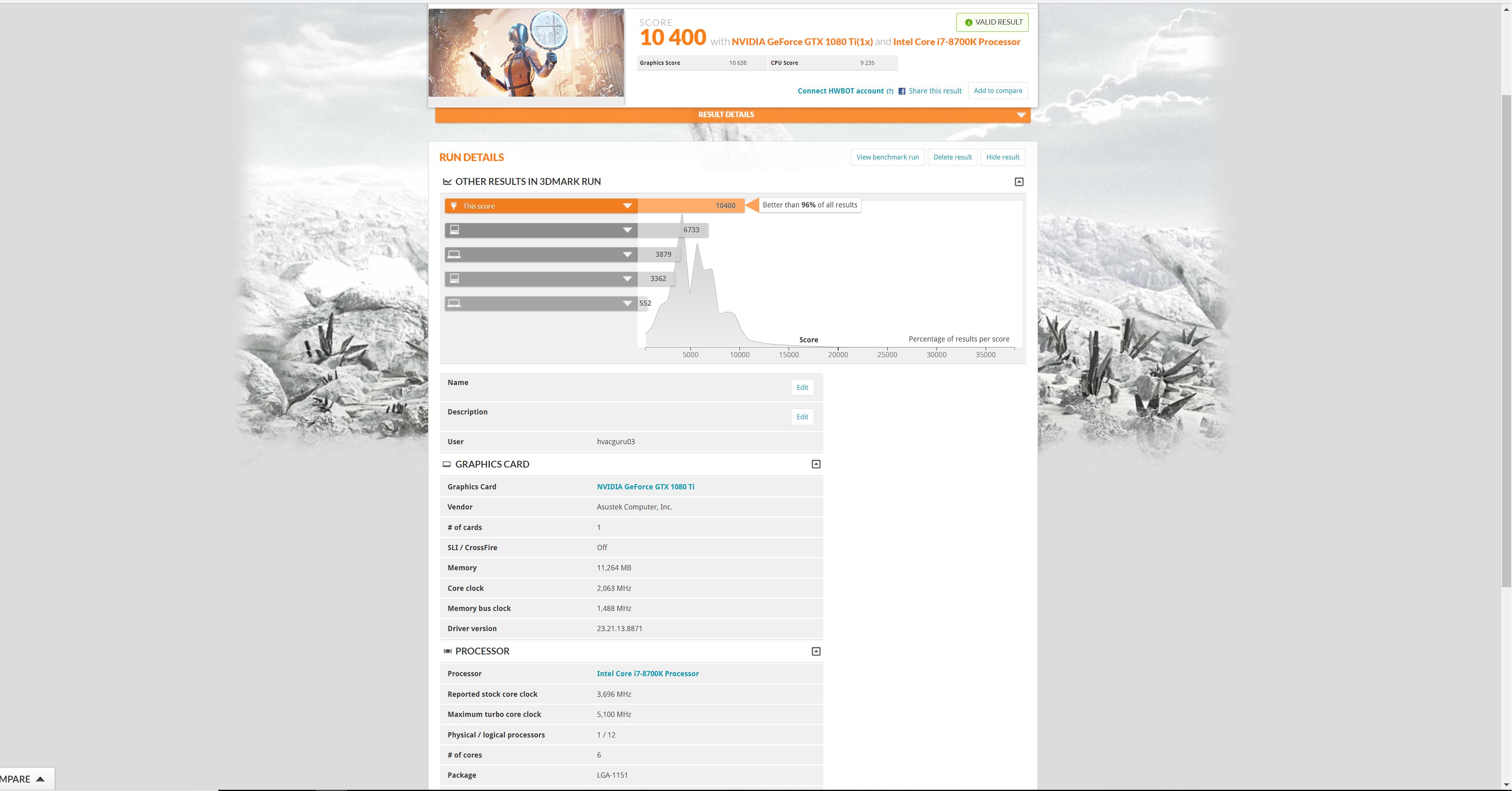 i7 8700k overclock results and settings - Page 203