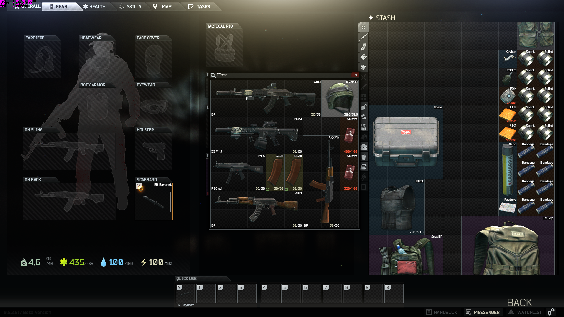 Official Escape From Tarkov Discussion Information Thread