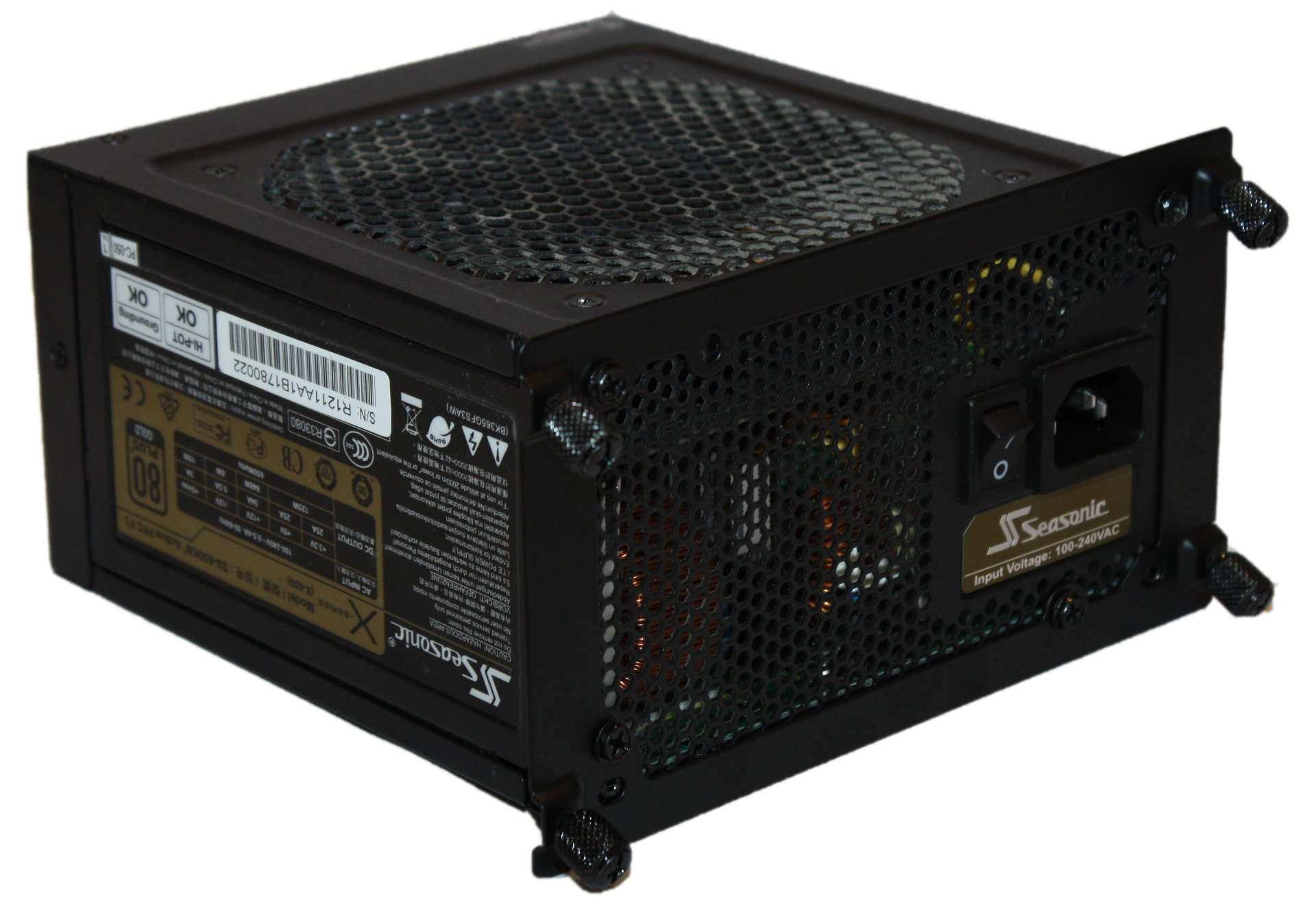 Ocn Labs Cooler Master Mastercase Pro 6 Review By William Gayde Simple Dc Power Supply Schematicpng Here Is The Build I Put Together For This Case You Can See Nothing Cramped And Nearly All Cables Are Out Of Sight Basement Still Somewhat
