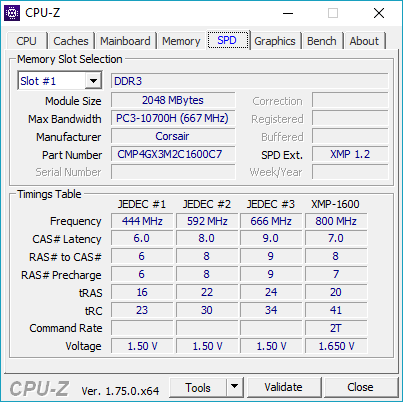 Overclock 1333 timings to compare to 1600 XMP (DDR3