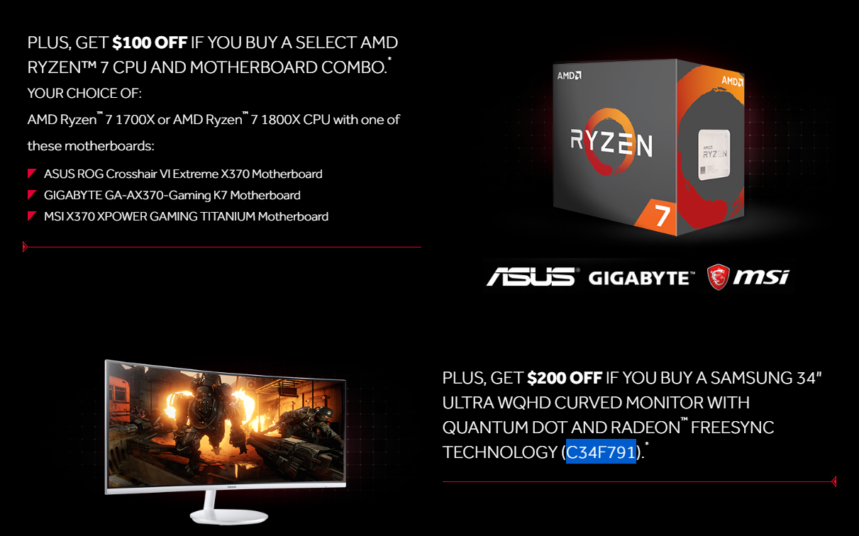 Wccf Amd Rx Vega 64 56 Pricing Leaked 499 399 Respectively Razer Blackwidow T2 2014 200 Off A 950 34 1440p Curved Display If You Buy Gpu That Barely Matches 1080