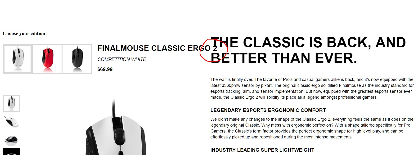 167c4aee961 I hope they wont place mouse buttons so badly as they placed text on their  own site.