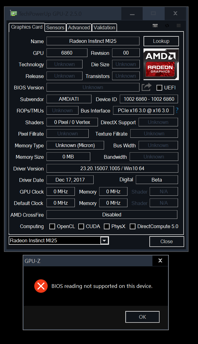 Official] Vega Frontier / RX Vega Owners Thread - Page 567