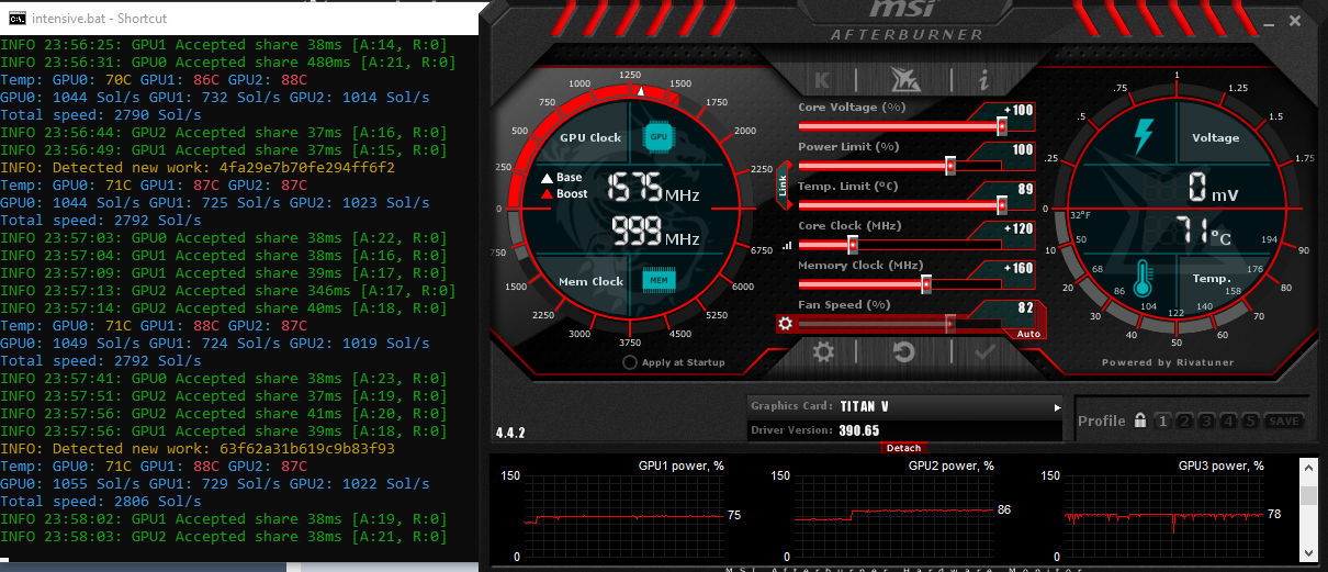 Official] NVIDIA Titan V Owner's Club - Page 4 - Overclock